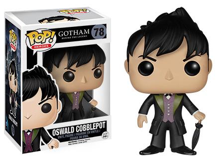 Funko Gotham Pops Reveal