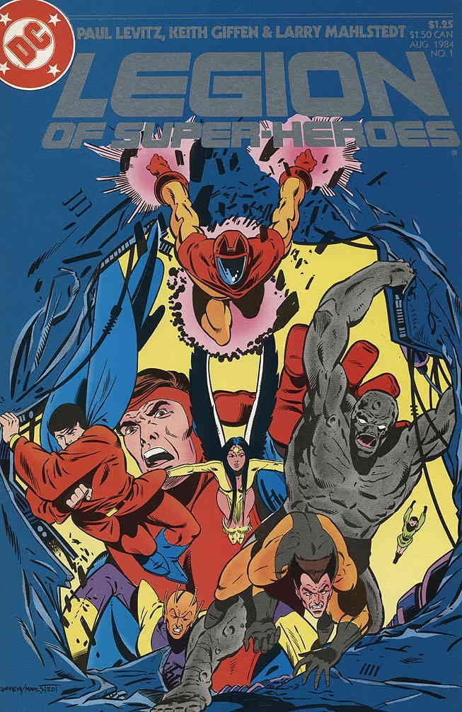 Legion of Super-Heroes #1: Reviews of Old Comics