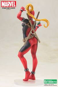 Lady Deadpool Bishoujo Statue (5)