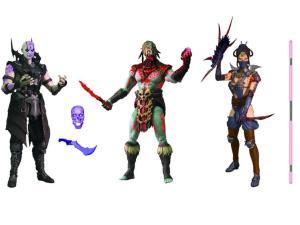 Mortal Kombat X Variant PX Previews