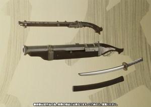 Teppou Ashigaru Sandtrooper (5)