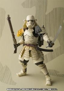 Teppou Ashigaru Sandtrooper (7)