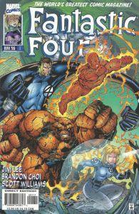 heroes reborn fantastic four