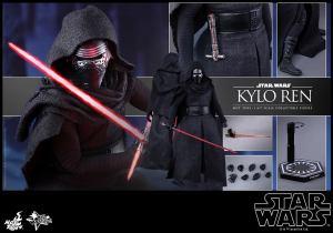 Hot Toys Kylo Ren 05