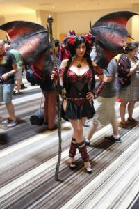 Dragon Con Day 1 Cosplay
