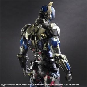 Play Arts Kai Arkham Knight