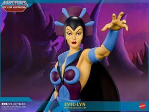 PCS Evil Lyn Statue 03