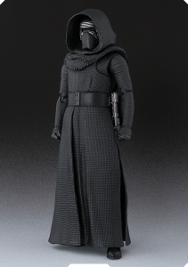 Kylo Ren and First Order Stormtrooper