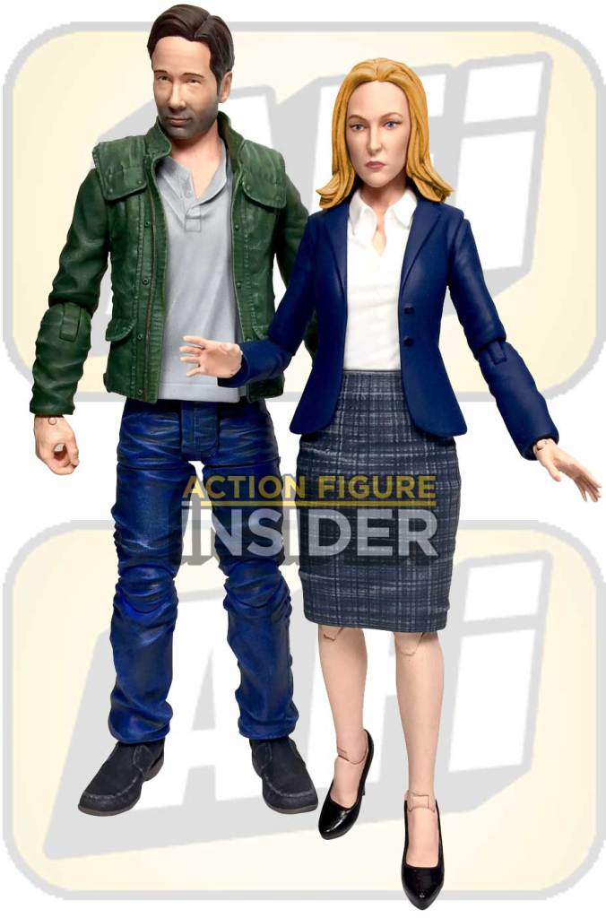 DST X Files Select Figures Announced