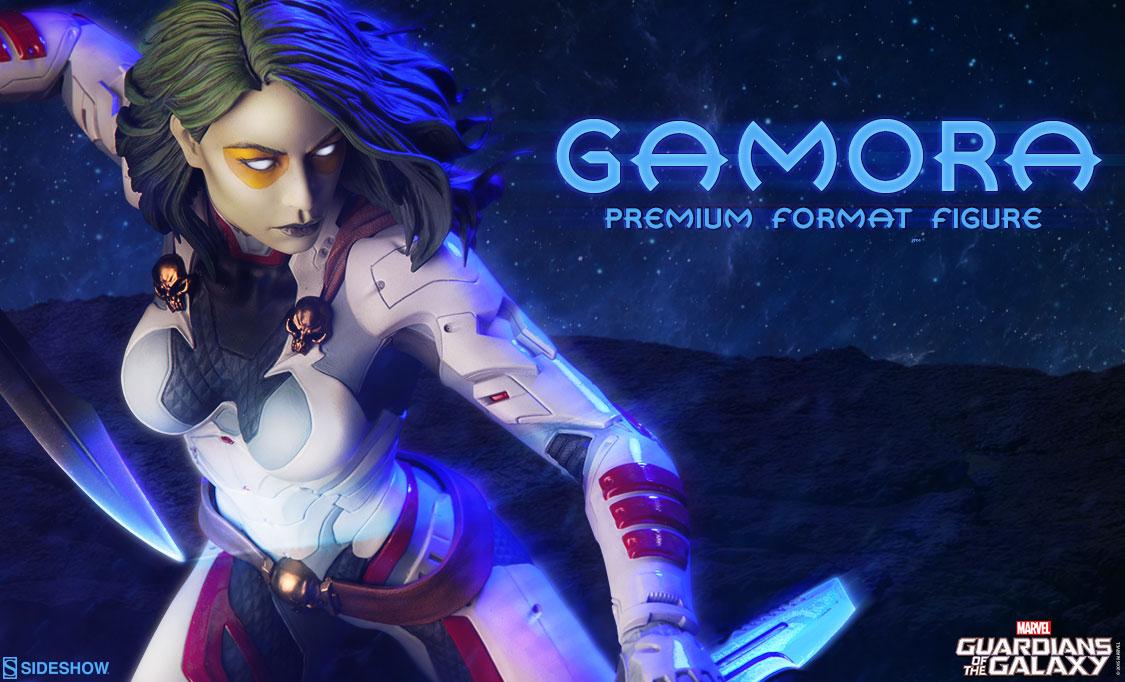 Gamora Premium Format Preview