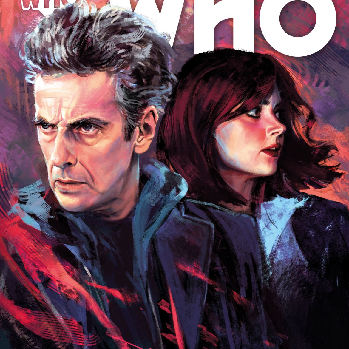 Doctor Who The Twelfth Doctor Year Two 1 Preview