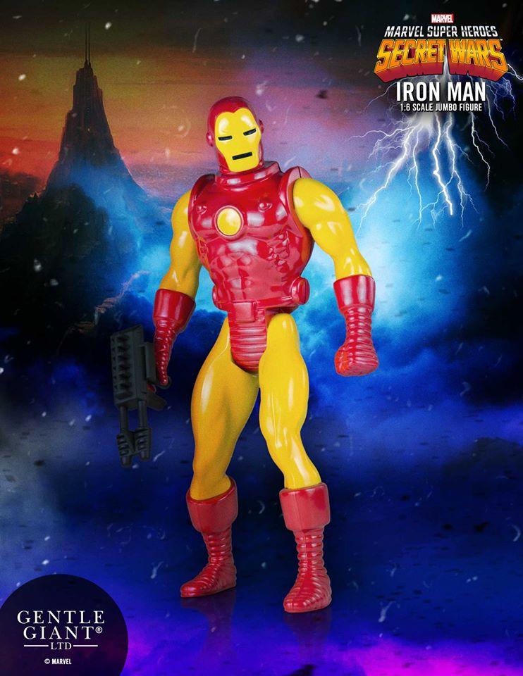 Jumbo Iron Man Pre Order