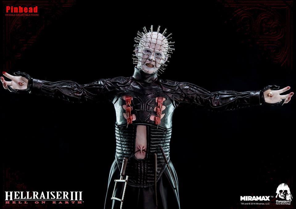 Hellraiser III Hell on Earth – Pinhead