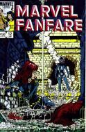 Marvel Fanfare cover