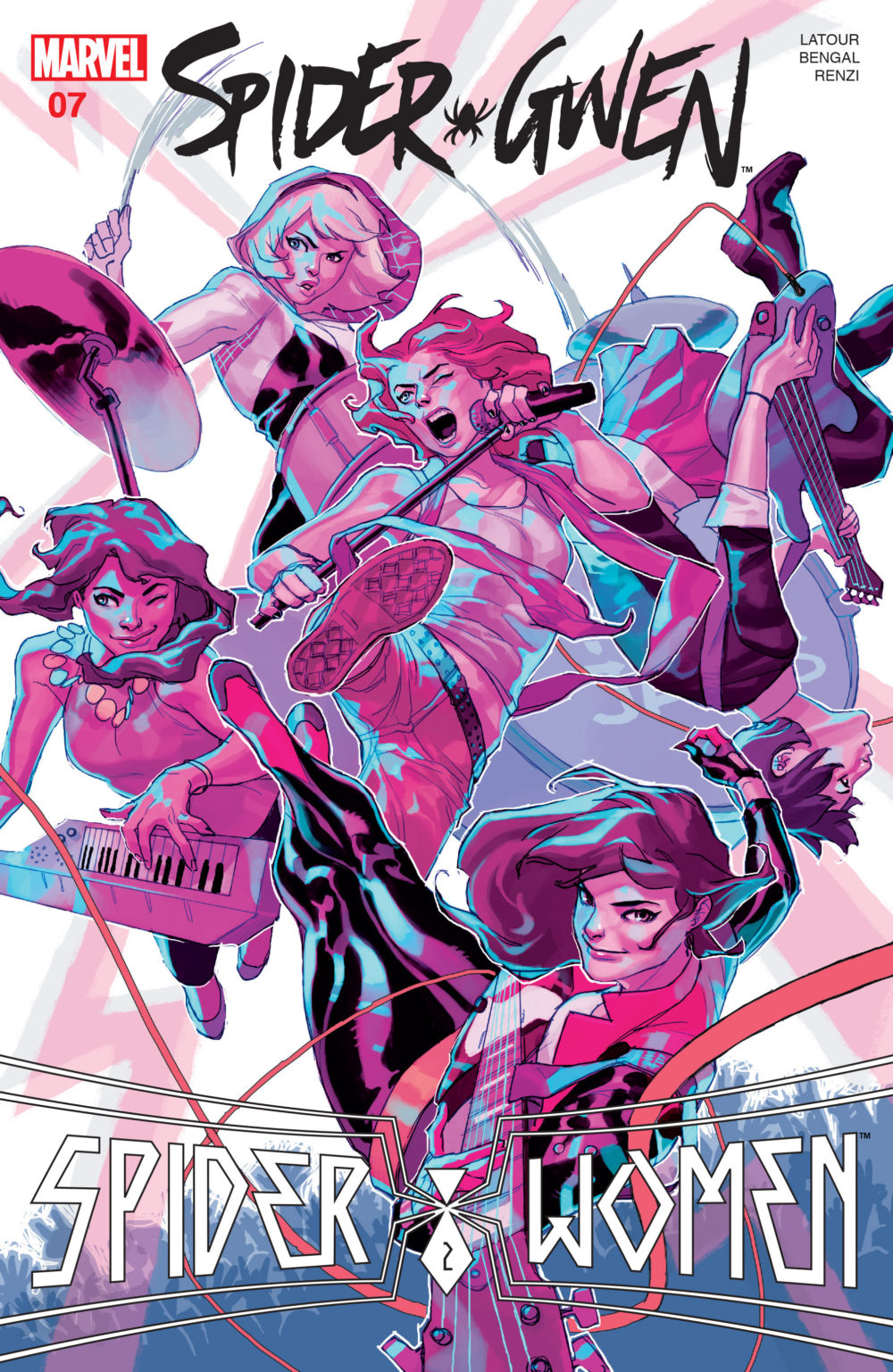 Spider Gwen #7 – Review