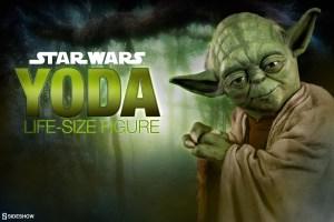 Yoda Life-Size Statue (1)