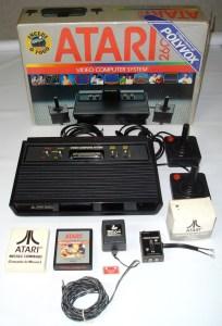 Art of Atari - Atari Console