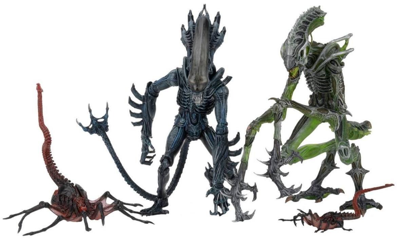 NECA Announced New Aliens Toys
