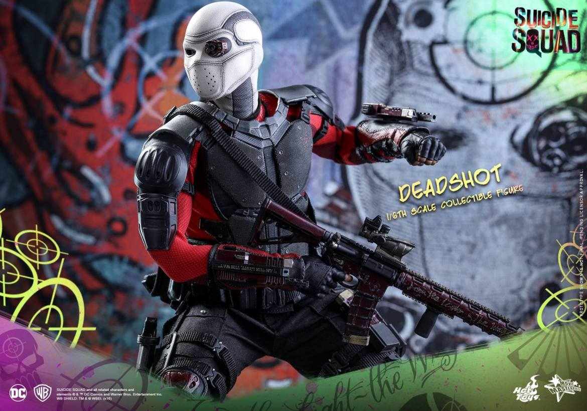 Hot Toy's Deadshot