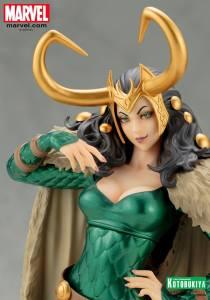 Kotobukiya Loki (1)