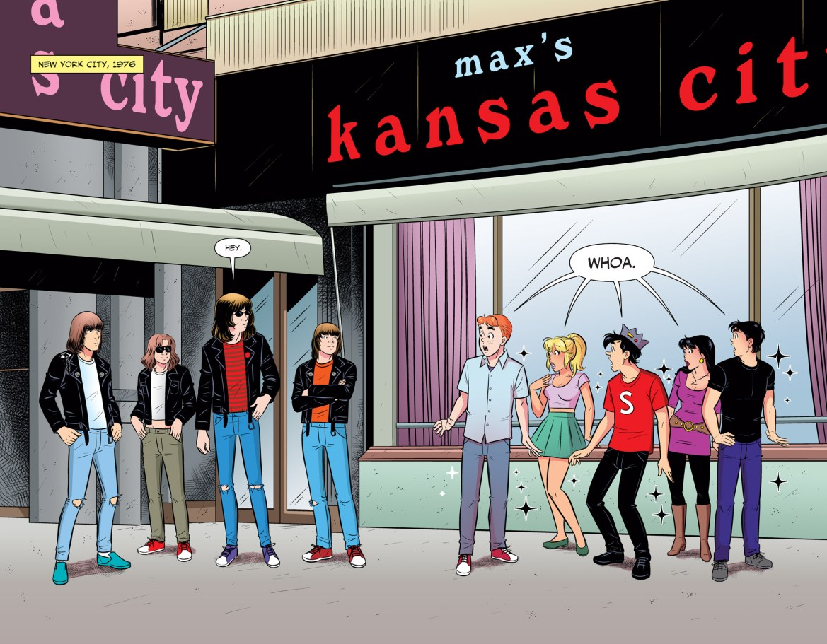 Archie Meets The Ramones Review