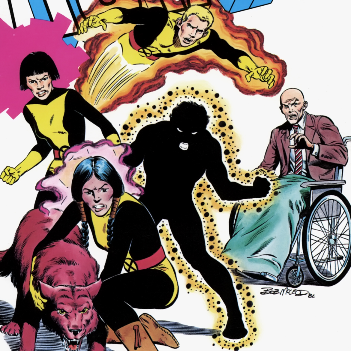 Marvel Graphic Novel #4: The New Mutants – Reviews Of Old Comics