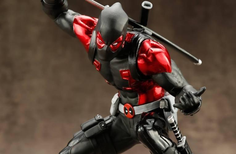 Kotobukiya Deadpool!