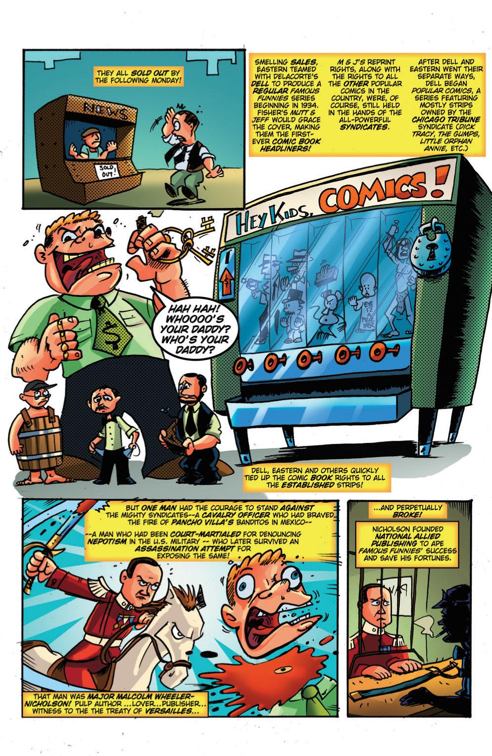 Comic Book History Of Comics #2 – Review