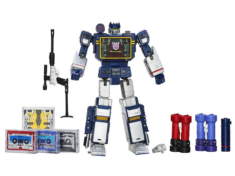 Masterpiece Soundwave Now In Stock At BBTS