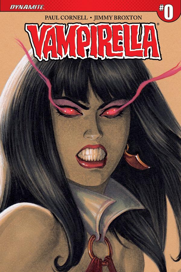 Is Vampirella #0 Worth A Quarter?