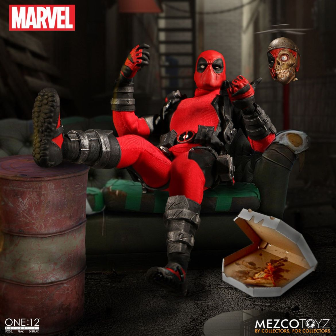 Deadpool One 12 Exclusive Figure up for Order!