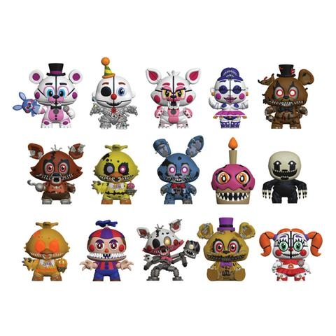 NYTF 2017- Funko- Five Nights at Freddy's