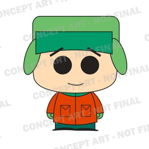 NYTF 2017- Funko South Park Wave 2 POPS