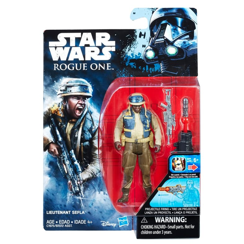 New Hasbro Rogue One Figures Revealed