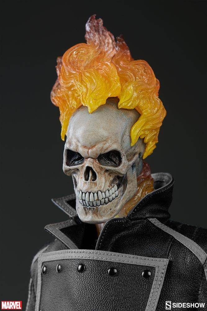 Sideshow Set to Unleash Ghost Rider