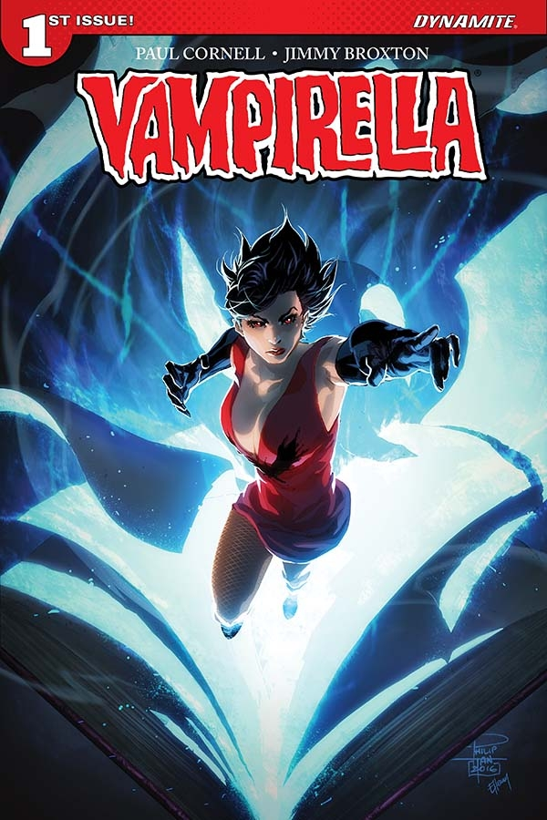 Review: Vampirella #1