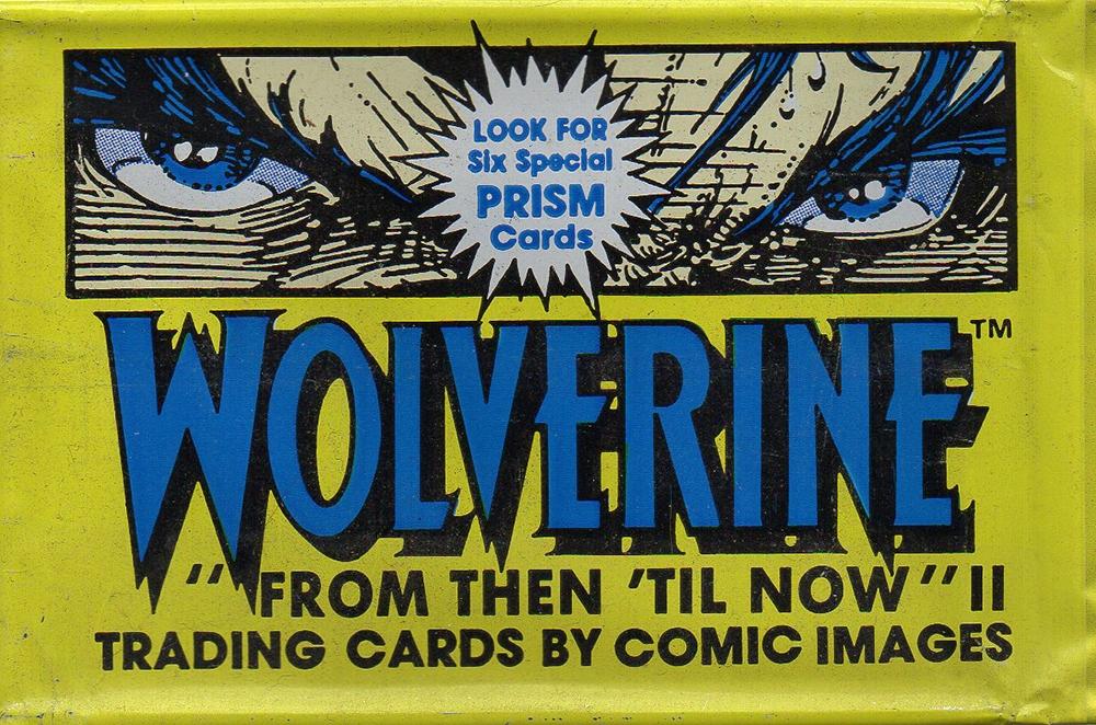 Wolverine Series 2 Cards – Random Toys