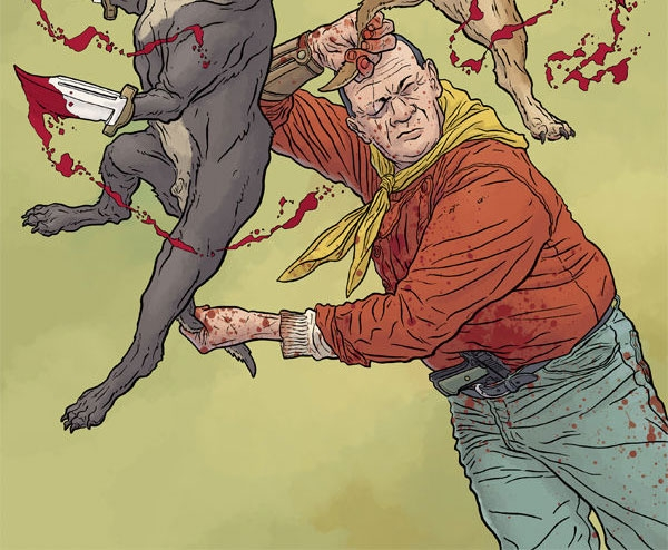 Shaolin Cowboy: Who'll Stop The Reign #4 – Review
