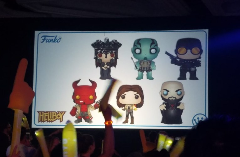 New Funko POP list has Surfaced- Hellboy, Riverdale, Sonic