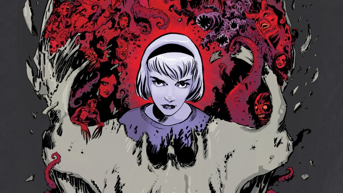 New Sabrina the Teenage Witch Series to Debut on Netflix