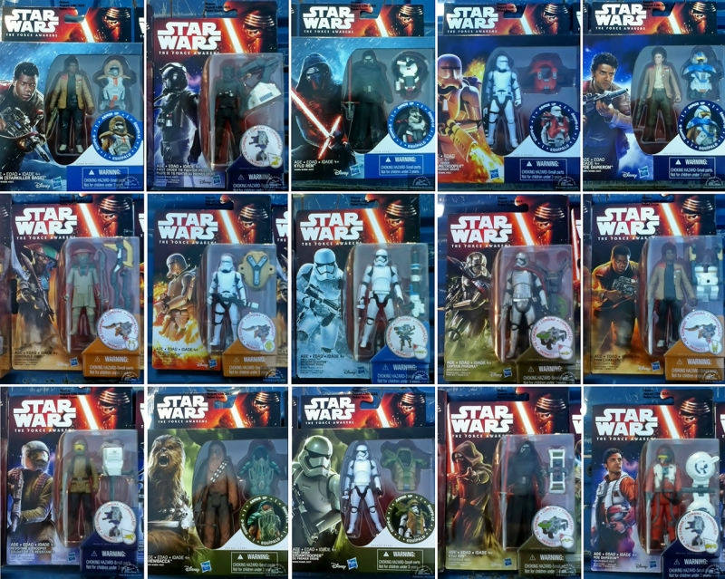 Star Wars Market Watch 2018- The Hasbro Edition