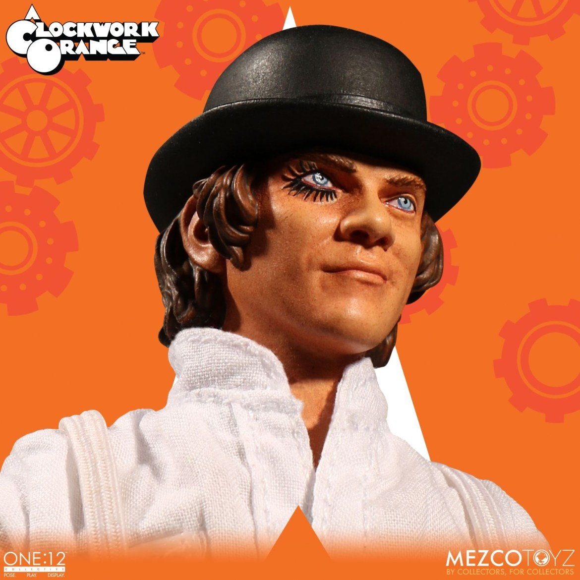 One:12 Collective A Clockwork Orange  Alex DeLarge