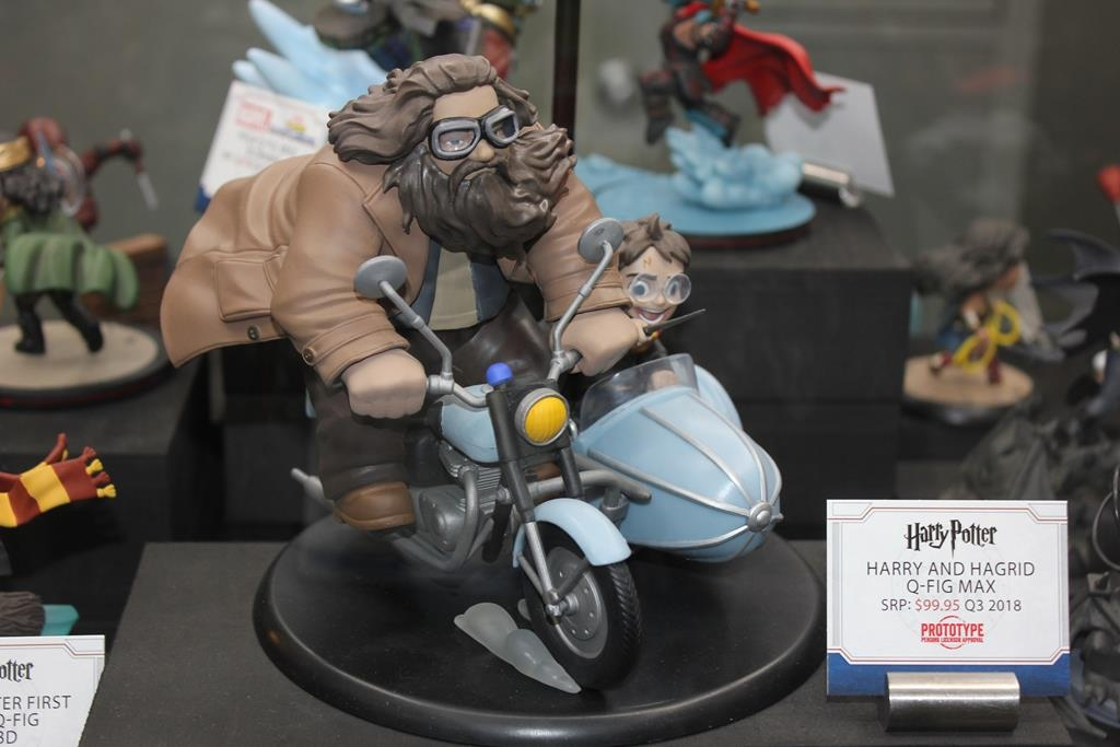 Quantum Mechanix- Master Series and More- Toy Fair 2018
