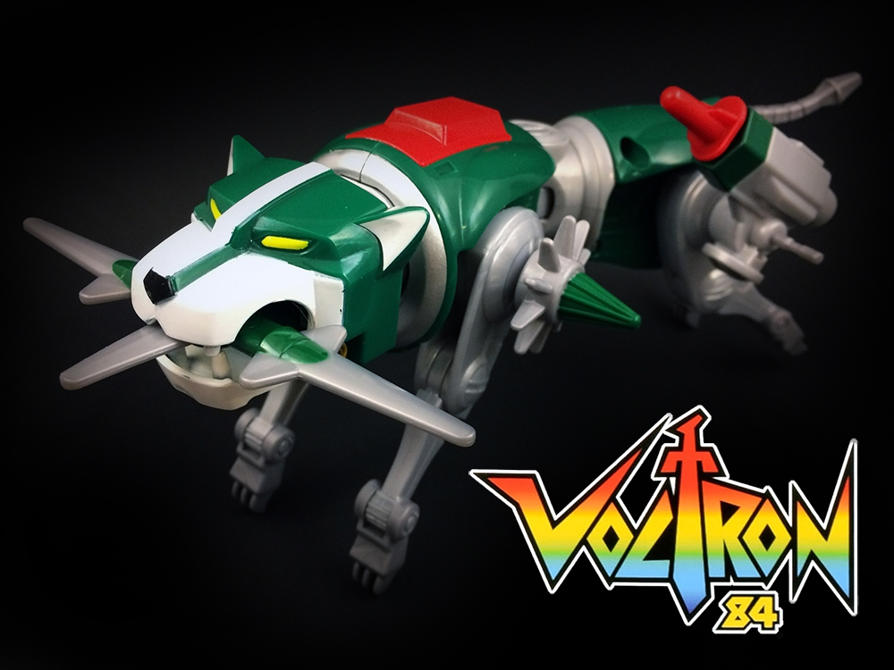 Green Lion Voltron Voltron Classic Green ...