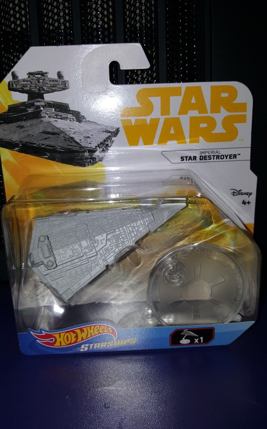 Hot Wheels Starship Star Wars Solo Leaks