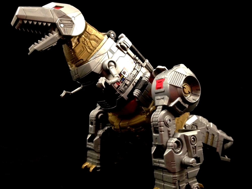 Power of the Primes Grimlock Review