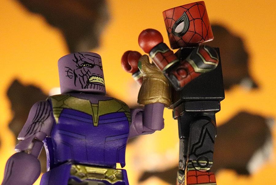 Avengers Infinity War Minimates Series 2