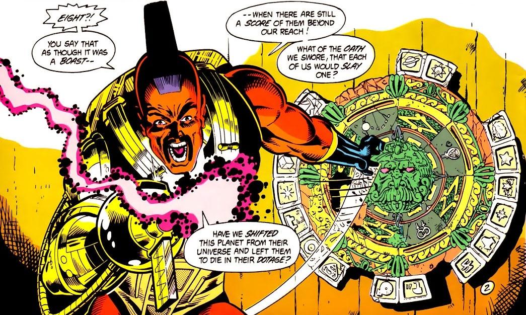 Legion of Super-Heroes #4 – Reviews of Old Comics
