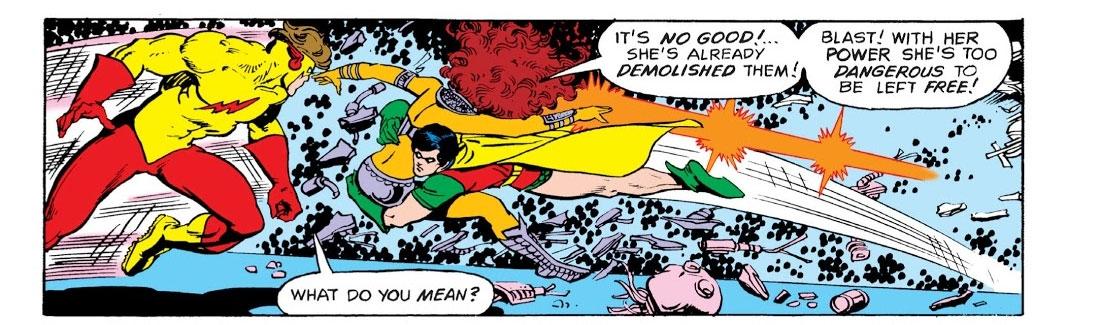 New Teen Titans #2 – Reviews of Old Comics
