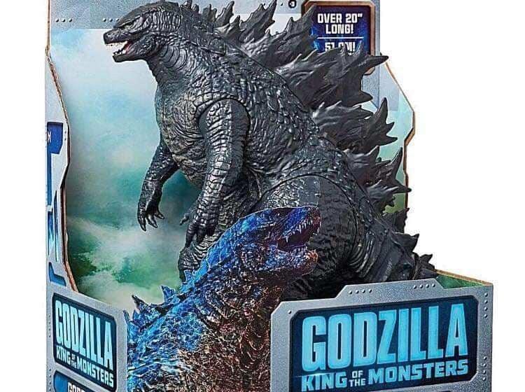 Jakks Pacific Unveils New Godzilla King Of Monsters Figure